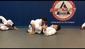 How to pass open half guard.. Nexus Jiu Jitsu